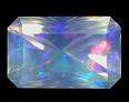 Opál krystal