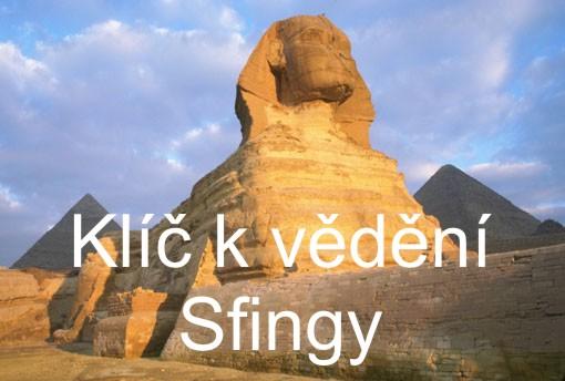 Klic kvědění Sfingy