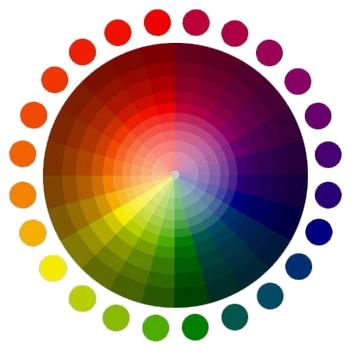 Stínové spektrum světla